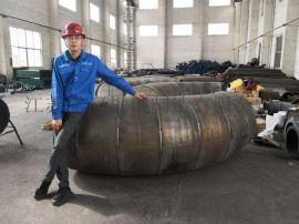 天津耐磨管道 陶瓷复合钢管 江河机械