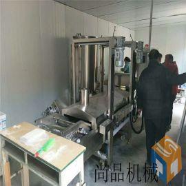 自动油炸锅 薄脆连续油炸机 厂家定制油炸设备