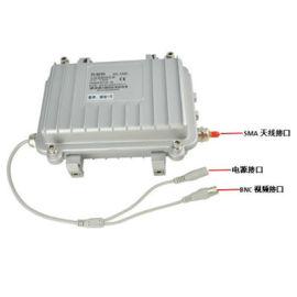 VS-1900 不带指令云台无线模拟音视频传输器