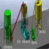 供应新型双螺杆玉米膨化机 食品机械加工设备