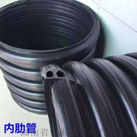 湖南HDPE内肋管排水管排污管的性能特点及选择