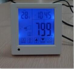KF-800A新风智能控制器主流标配新风控制面板超大触摸屏