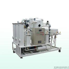 通瑞ZJR-T高效双级真空脱色多功能滤油机