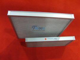 全金属过滤器,全铝制过滤网,铝波浪空调滤网