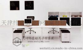 天津市屏风办公桌厂家订做