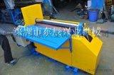 深圳厂家生产两轴液压卷板机
