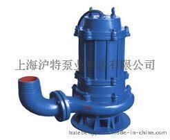 供應切割式排污泵WQK潛水排污泵