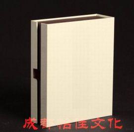 红木商务礼品 定制红木笔筒2件套 年终礼品送员工福利