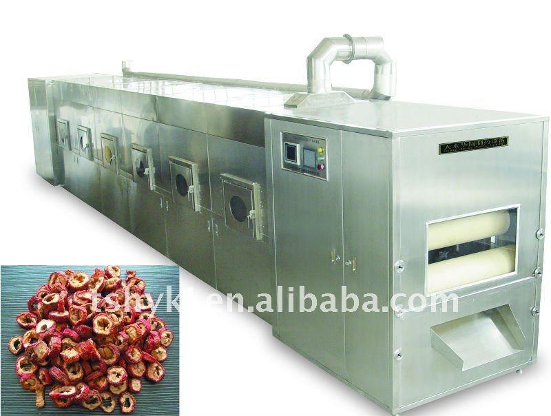 微波调味品干燥机