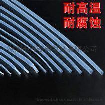 供应150℃柔软氟塑料(聚偏氟乙烯)热缩管 高温热缩管