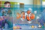 电动游水鱼 发光电动鱼塑料电子鱼电子鱼