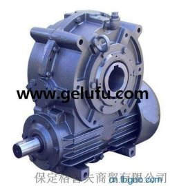 SCWS型轴装式圆弧圆柱蜗杆减速机