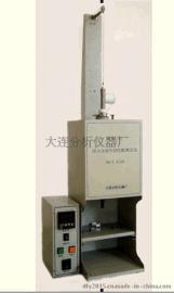 大分仪热处理油冷却性能测定仪DFYF-906型