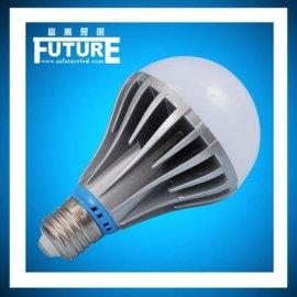 厂家直销新款大功率压铸铝led球泡灯,5W/7W/9W/12W/15W24W/36W48W