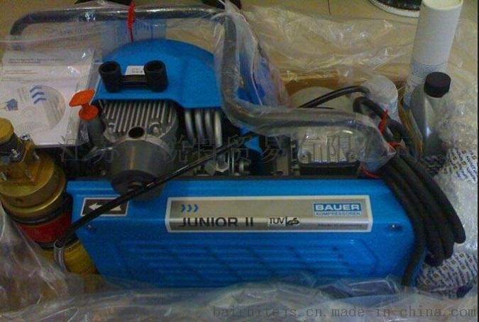 德国宝华JUNIORⅡ便携式空气呼吸器充气泵/充气机 潜水空气压缩机