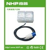 NHP南普 户内外防水多功能插座盒 IP65 可定制插座盒