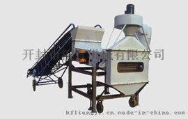 TQLG系列移动式除尘震动清理筛 开封粮机