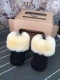 1003098I羊皮毛一體寶寶鞋室內保暖嬰兒鞋軟底學步男女兒童雪地靴