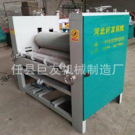 厂家供应1400型木工机械涂胶机全自动滚胶机