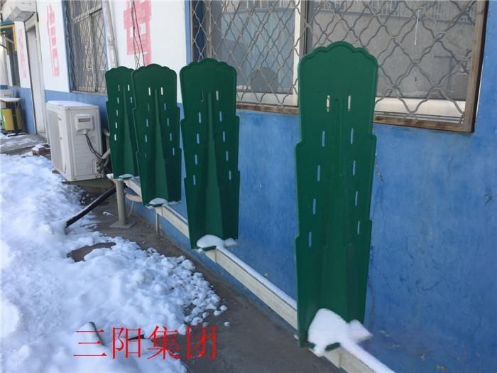 厂家 塑料防眩板 高速挡光板 遮光挡风板 吹塑护眼板 警示隔离板
