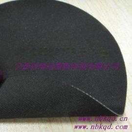 0.6-1.0mm海帕龙氯丁橡胶涂层夹网布用于箱包
