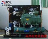 海鲜冷冻冷藏冷水机组UDL-Q5P