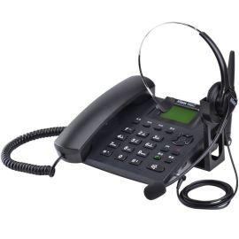 支持2G 3G GSM卡耳麦电话