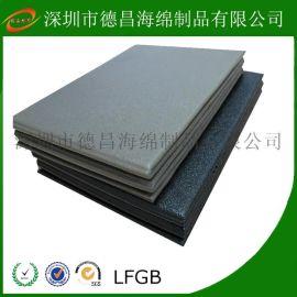 深圳厂家供应 XPE隔音材料、高密度XPE发泡交联材料、XPE泡棉、