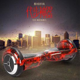 双轮平衡车电动扭扭车 思维儿童成人代步车悬浮滑板车厂家批发