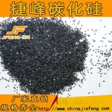 青州捷峯廠家提供耐材泡沫黑碳化矽微粉1500#