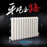 HYGZ3-1800-1.0鋼管圓三柱暖氣散熱片,QFGZ-318鋼三柱
