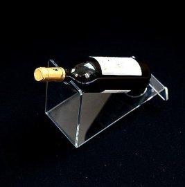 亚克力展示架 亚克力红酒展示架 有机玻璃制品