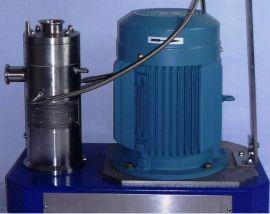 管线式分散乳化机