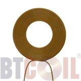供应丝包线QI线圈,三层绝缘线线圈、无线充线圈、无线充空芯线圈