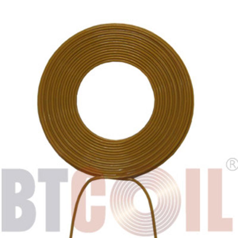 供应丝包线QI线圈,三层绝缘线线圈、无线充线圈