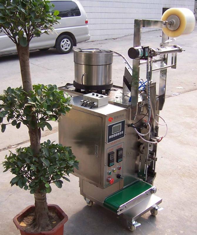 广州中凯直销单盘全自动螺丝包装机