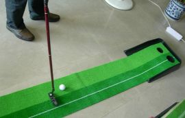 室内高尔夫推杆练习器
