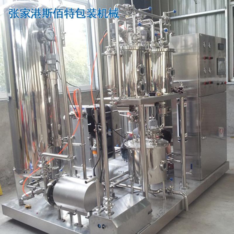 张家港市自动五桶高倍混合机  多型号混合机质量可靠
