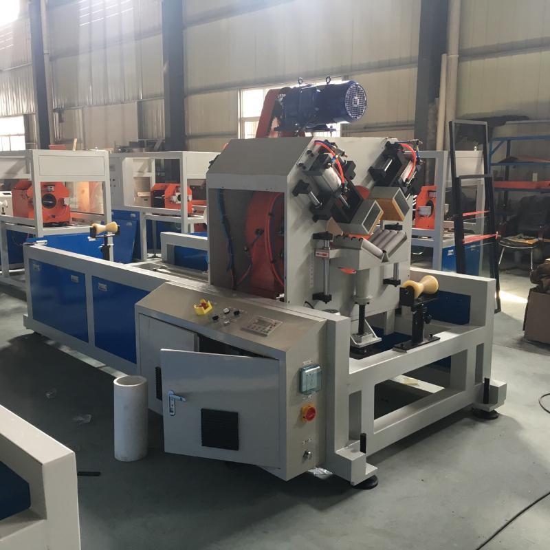 厂家直销 WXQG450PE管材无屑切割机 MPP电力管无屑切割机