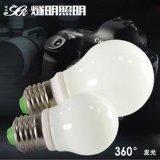 燧明SM-B038LED陶瓷球泡灯3W