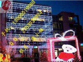 LED商场酒店街道圣诞美陈造型灯