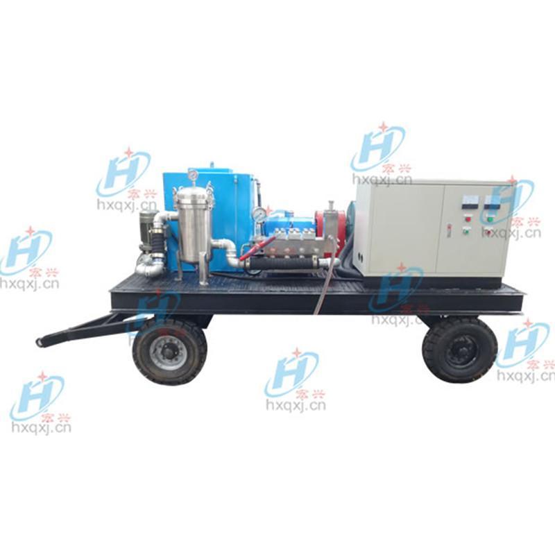 供應700公斤大壓力大流量高壓清洗機 工業電動高壓清洗機 管道高壓清洗機