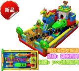 熊出没充气城堡乐园/儿童充气城堡/充气城堡价格