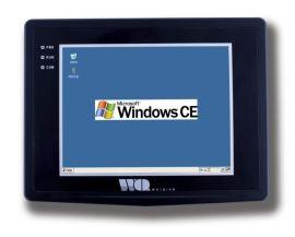 Win CE工业平板电脑8寸, 无风扇工业平板电脑