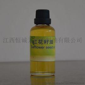 生产红花籽油,荷荷巴油,植物压榨油【恒诚香料】