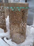 隆重堆出现代不锈钢艺术花盆 大小配套不锈钢花盆 花插