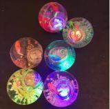 55mm,65mmTPU弹力球水晶球水球闪光球儿童玩具球