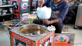 郑州什么品牌的棉花糖机适合做商用