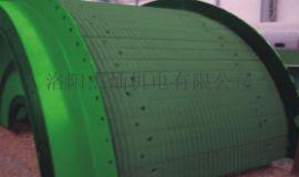 贵州武汉杰灿JT-1.45提升机绞车卷筒塑料衬板【厂家直销、规格】