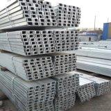 现货供应 唐钢Q235B材质热轧镀锌槽钢 规格齐全 欢迎来电洽谈
